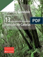 Manuales de Desarrollo Sostenible, 13. Recuperación de Ecosistemas Forestales de Canarias