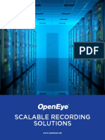 35331ad Openeye Cloud-managed Recorders Line-card Web