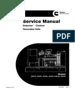CUMMINS ONAN GGHE DETECTOR CONTROL GENERATOR SETS Service Repair Manual.pdf