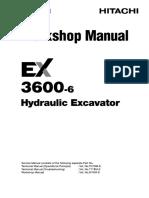 HITACHI EX3600-6 HYDRAULIC EXCAVATOR Service Repair Manual.pdf