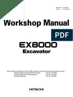 HITACHI EX8000 EXCAVATOR Service Repair Manual.pdf