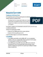 Manual Cost It - presto
