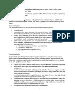 De Clercq, (2006) an Entrepreneur's Guide to the Venture Capital Galaxy