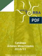 Catalogo árboles micorrizados
