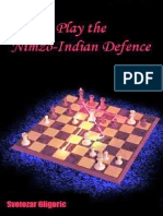 Play the Nimzo-Indian Defence- Gligoric