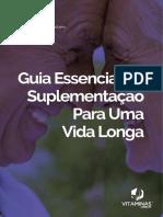 eBook Guia Essencial de Suplementacao
