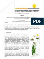 Potencial energético da floresta portuguesa