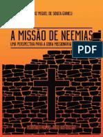 A Missao de Neemias Uma Perspe