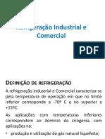 1 - Refrigeração Industrial