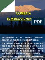 04-07-08 Combata el miedo al fracaso - J Juanito.ppt