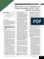Multas por datos falsos y por retenciones no pagadas en fecha asociadas al pdt 601 planilla electronica.pdf