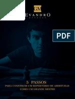 E-book GM Evandro Barbosa - Repertórios de Abertura
