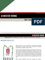 Der Neue Mister Wong