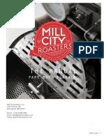 Mcr 10kg Coffee Roaster Planning Guide