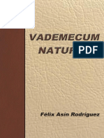 Vademecum Natural Primera Parte