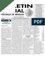 Ejemplo de Boletin Oficial