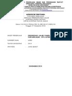 Addendum Dok. Pil Paket Preservasi Jalan Ciamis-Banjar-Pangandaran-Bts. Jateng