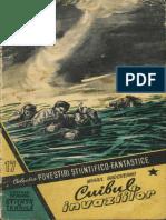 [pdf] Colecţia de povestiri SF Nr. 17 • Mihail Sadoveanu • Cuibul invaziilor (1)