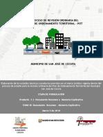 POT Cúcuta 2018 Memoria explicativa