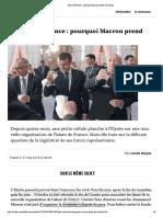 Islam de France - Pourquoi Macron Prend Son Temps