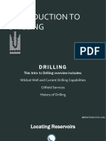 Introduction to Drilling 1