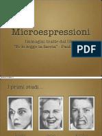 Confronto Microespressioni