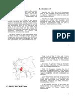 Comprehensive Land Use Plan of Pasig CIty
