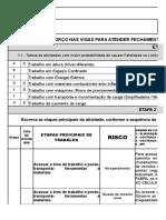 4º PTP - Estamparia Linha H - Instalação de Reforço Nas Vigas Com TFE
