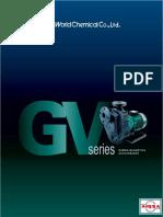 AIQSA Bombas GV Autocebantes Autoaspirantes WORLD CHEMICAL