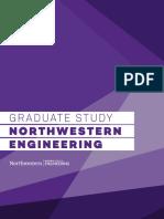 Northwestern Engineering Graduate Program Guide