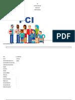 Estructura Del Pci 2018