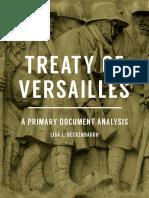 Treaty of Versailles A Primary Document Analysis.epub