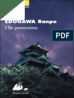 Edogawa Ranpo - L'Ile Panorama.epub