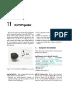 Buzzer Speaker