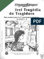 AD&D 2E - A Terrível Tragédia de Tragidore (Aventura) - Biblioteca Élfica.pdf