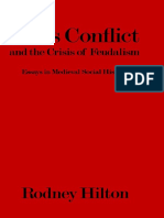 Rodney Hilton - Class Conflict and the Crisis of Feudalism