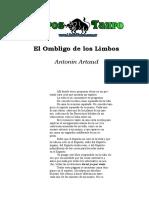 El Ombligo de Los Limbos (Antonin Artaud)