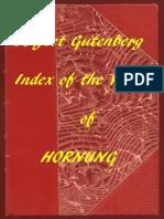 Works of E. W. Hornung