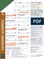 Calendario a4 2018-19uned