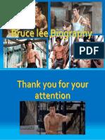Biografía de Bruce Lee