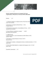 Sobre Proust - Revista LIMIAR V5 N9 Unifesp - 2018