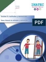 Tema 1 - Manual de actitudes y autoestima (1)