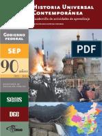 Historia Universal Contemporanea Cuadernillo Bachillerato