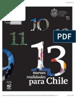 Revista Universitaria - 13 Nuevas Realidades Para Chile