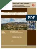Informe Geomecanico. Zona 3