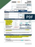 Derecho de La Empresa II (1)
