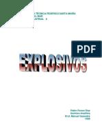 Curso de Explosivos