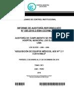 INFORME DE AUDITORÍA REFORMULADO N° 005-2016-2-5584-OCI HMLO 22.11.2018