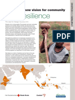 PfR Resilience Vision