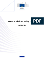 social rights in malta